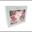 Szappan rózsadoboz Wonderful Present - rózsaszín - levehető tetővel
