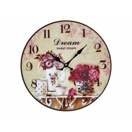 Falióra rózsás Dream 30cm