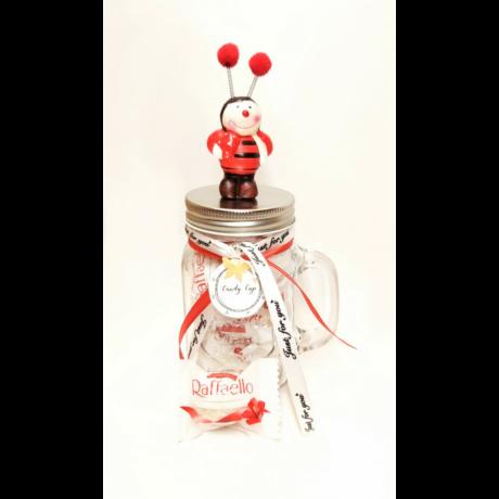 Candy Cup - katica -Raffaello